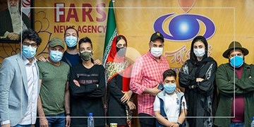 نشست سریال«نوروز رنگی» با چاشنی طنز علی مشهدی/ بعضی از منتقدان حسودند!