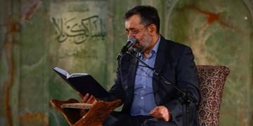 مناجاتخوانی محمود کریمی به شبکه افق رفت