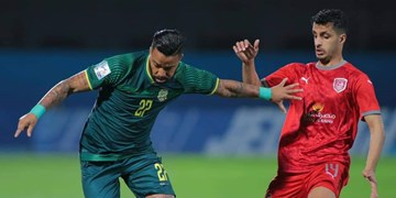 بازیکن برزیلی الشرطه بازی رفت و برگشت مقابل استقلال را از دست داد