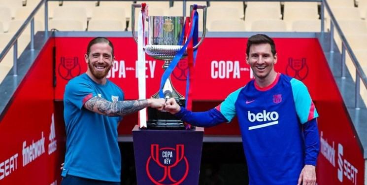 واکنش مطبوعات اسپانیا به فینال بارسلونا – بیلبائو ؛ جامی مهم برای مسی و کومان +تصاویر