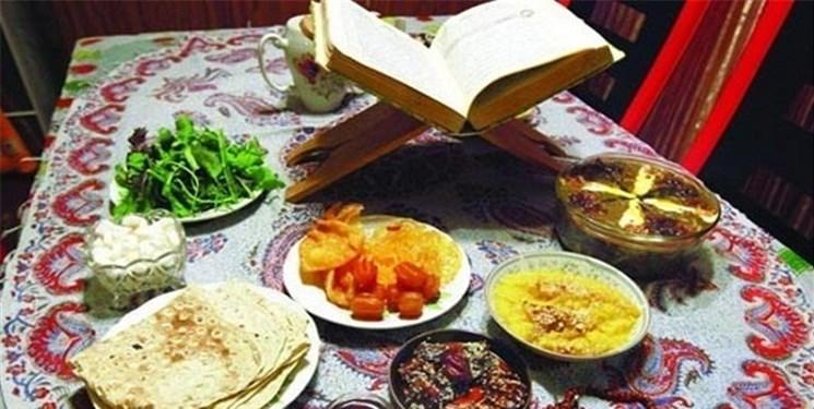 آداب و رسوم مردم تربت حیدریه در ماه مبارک رمضان؛ از «تشت زنی» تا نان جو در شبهای قدر