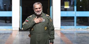 نشست خبری ||| فرمانده هوانیروز ارتش