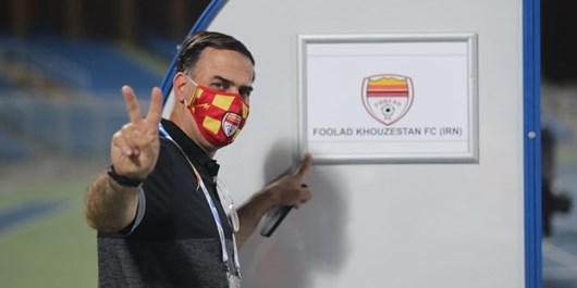 آذری: بازیکنان فولاد با استوری درباره وزیر شان خود را پایین آوردند/ هیچکس برای بازنده دست نمیزند