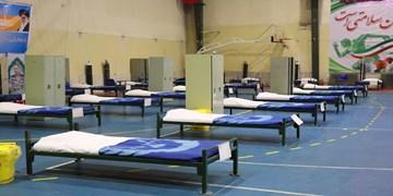 راهاندازی نقاهتگاه بیماران کرونایی در اراک به همت دانشجویان بسیجی