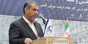 استاندار قزوین در بازدید از کارخانه موتورهای یورو6: شرایط انعقاد قرارداد تیوان با شرکت های خودروسازی فراهم شود