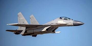 تقابل جنگندههای «جی-16» چین  با جتهای تایوان