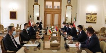 در دیدار وزرای خارجه ایران و صربستان چه گذشت