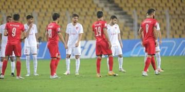 ناکامی بازیکن ایرانی الاصل الریان در فریب داور در برخورد با فرجی+فیلم