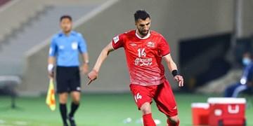 تیموری اولین محروم تراکتور در لیگ قهرمانان آسیا