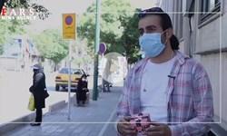 واکنش مردم به تزریق واکسن کرونا توسط مدیران شهری