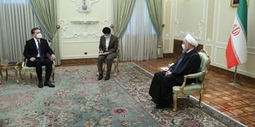 روحانی آمادگی ایران برای همکاری با صربستان در مبارزه با کرونا اعلام کرد