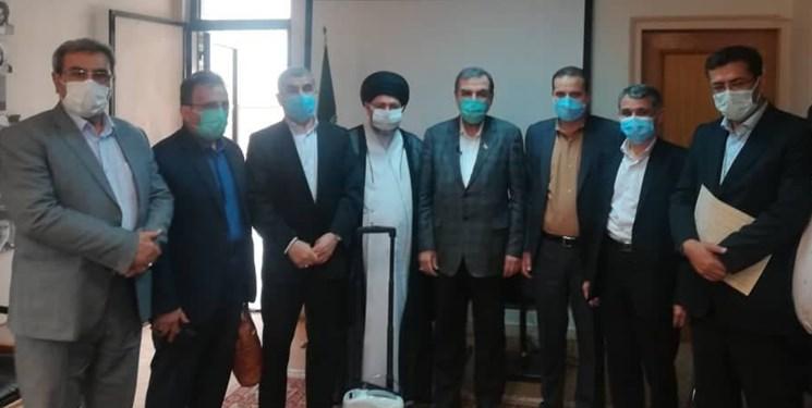 جزئیات دیدار نمایندگان اردبیل با دبیر مجمع تشخیص مصلحت نظام