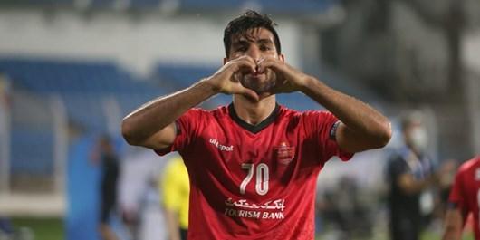 مغانلو در رده دوم برترین بازیکنان هفته دوم لیگ قهرمانان آسیا