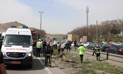 3 فوتی و 5 مصدوم در سوانح رانندگی آذربایجان شرقی