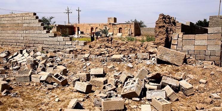 ۸۰درصد بحرانهای طبیعی دنیا در ایران اتفاق می افتد