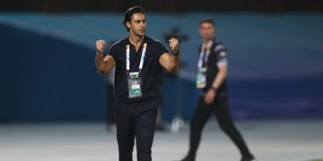 مجیدی: بازی برابر تیم های 10 نفره سخت است/ خودمان را برای قهرمانی آسیا آماده کرده ایم