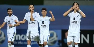 AFC: استقلال با شکست الشرطه در آسیا بی نقص ماند
