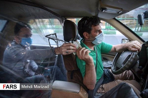 14000130000197637544233514747812 10340 PhotoL - فوت ۲۰۰ راننده تاکسی در پایتخت به دلیل کرونا/۱۰۰ هزار تاکسیران در صف  دریافت  واکسن