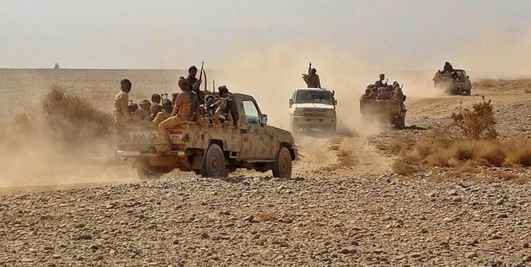 یمن| تسلط کامل بر سلسله کوههای راهبردی مشرف بر سد مأرب