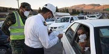 جریمه یک میلیون تومانی برای ۱۹۸ دستگاه خودروی غیربومی در ورودی شهرهای قرمز خراسان رضوی