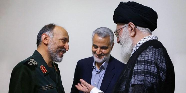 سراپا مجاهدت/ خداوند جمیع صفات یک مدیرِ مؤمن را در سردار شهید حجازی خلاصه کرده بود