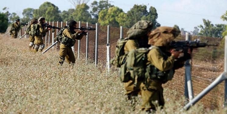 رژيم،غزه،صهيونيستي،مرز
