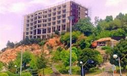 گره کور ۱۸ ساله هتل صخرهای خرمآباد باز شد