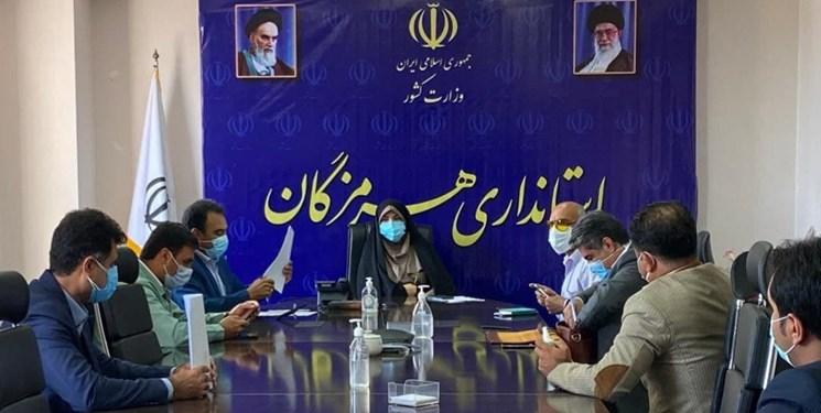 تدارک تجهیزات برای برگزاری انتخابات باشکوه در هرمزگان