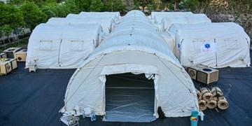 دستور فرمانده کل ارتش برای برپایی ۵ بیمارستان صحرایی در کشور