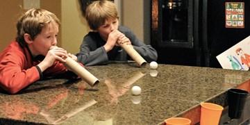 بازیهای خانوادگی  موثرترین راه برای جبران آسیبهای آموزش مجازی