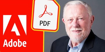بنیانگذار Adobe و PDF در ۸۱ سالگی درگذشت