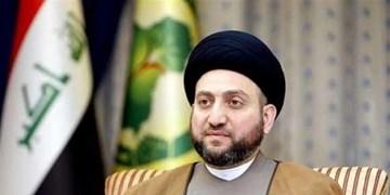 سید عمار حکیم شهادت سردار حجازی را به مقام معظم رهبری تسلیت گفت