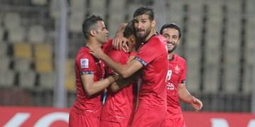 لیگ قهرمانان آسیا| پرسپولیس صد در صدی/ گوا چهار دقیقه برنده بود