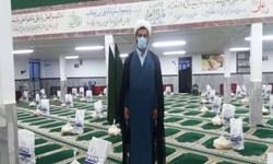 پویش میهمانی امام حسن(ع) در شهر دزج/توزیع بستههای معیشتی بین نیازمندان