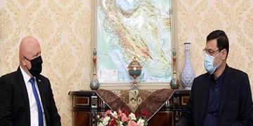 سفیر اسلواکی با نایب رئیس مجلس دیدار کرد/ تاکید بر همکاری دو کشور در مبارزه با کرونا