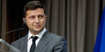رئیسجمهور اوکراین: رئیس دفترم را موظف کردهام دیدار با پوتین را برنامهریزی کند