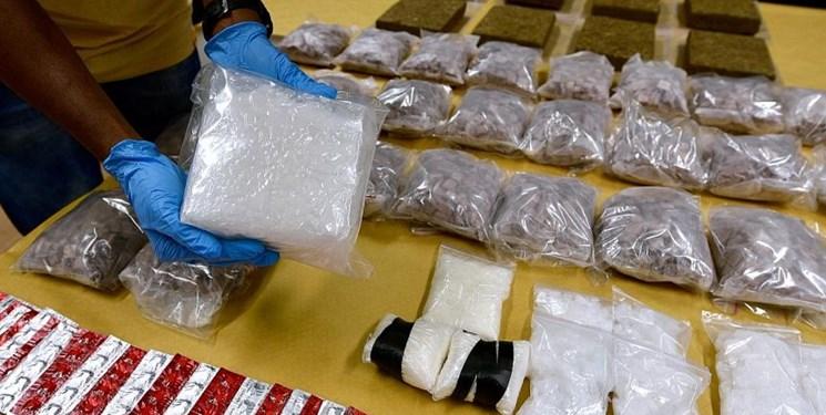 کشف 560 کیلو موادمخدر از خودروی نیسان / قاچاقچی حرفهای به دام افتاد