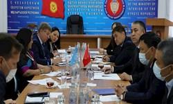 تقویت همکاری قرقیزستان با سازمان ملل در مبارزه با مواد مخدر