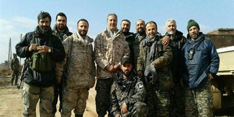 «گیل مانا» و کلک رشتی مدافعان حرم به داعش+فیلم