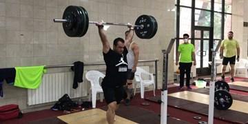 مسابقات وزنهبرداری قهرمانی آسیا|تمرین نوبت صبح امروز ملیپوشان برگزار شد+عکس