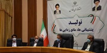طرح اکتشاف و پتانسیلیابی موادمعدنی در ۴۲ درصد از مساحت کل استان فارس
