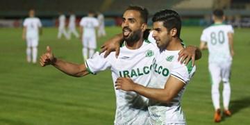 لیگ برتر فوتبال ||| آلومینیوم اراک 1 - 1 پیکان تهران