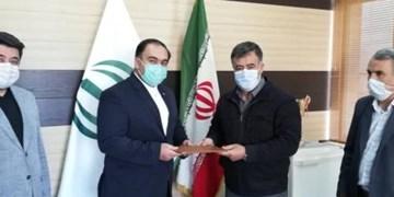 مدیر جدید مجموعه ورزشی یادگار امام (ره) تبریز منصوب شد