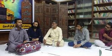 برگزاری شب شعر «قدس» در کراچی پاکستان