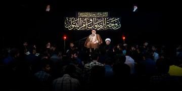 ۵ مجلس عزاداری وفات حضرت خدیجه در تهران