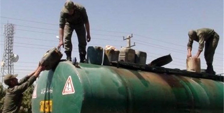 جلوگیری از خروج ۲۷ هزار لیتر سوخت قاچاق در بندر ماهشهر
