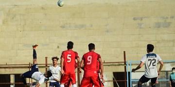 هفته 22 لیگ دسته اول فوتبال| برد پرگل خوشه طلایی و شکست خانگی ملوان در حضور کریمی
