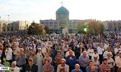 نماز عید فطر در مهریز به صورت یکپارچه برگزارمی شود