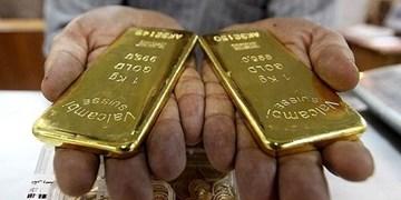 افزایش قیمت طلا به بیشترین میزان 4 ما ه گذشته با افت قیمت رمز ارزها