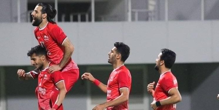 لیگ قهرمانان آسیا  اولین برد آسیایی تراکتورمقابل نیروی هوایی عراق/ امیدواری شاگردان خطیبی به صعود
